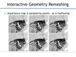 interactive geometry remeshing2