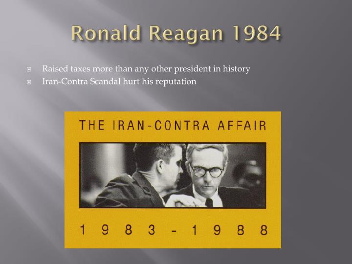 Ronald Reagan 1984