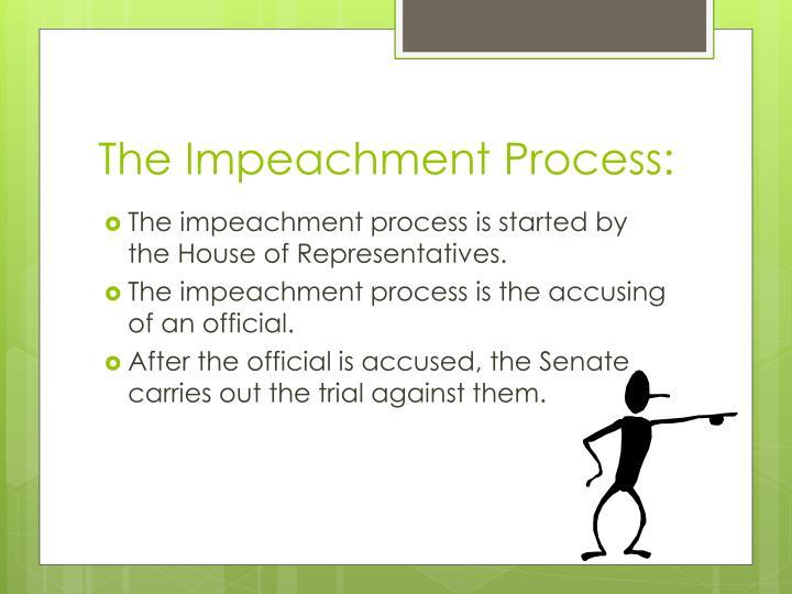 The Impeachment Process: