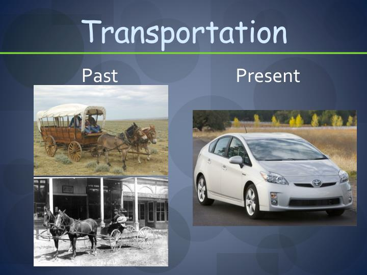 past present future powerpoint presentation Teaching resource: a 13 slide editable powerpoint template to use when comparing present day communication devices and their uses with the past.