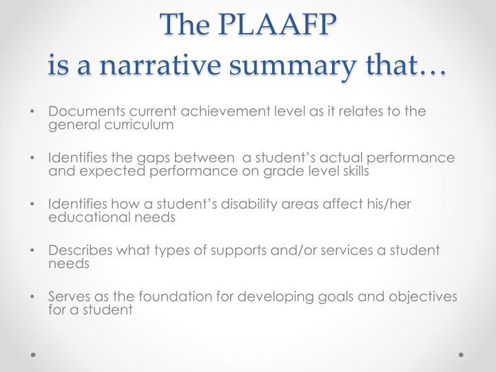 The PLAAFP