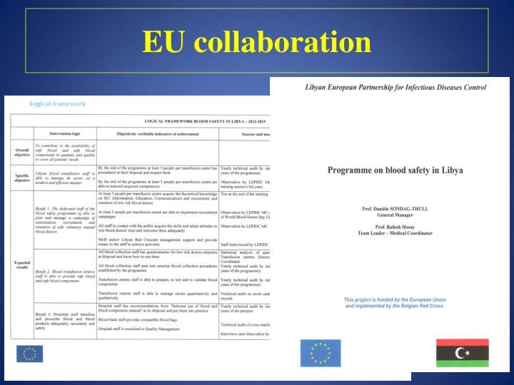 EU collaboration