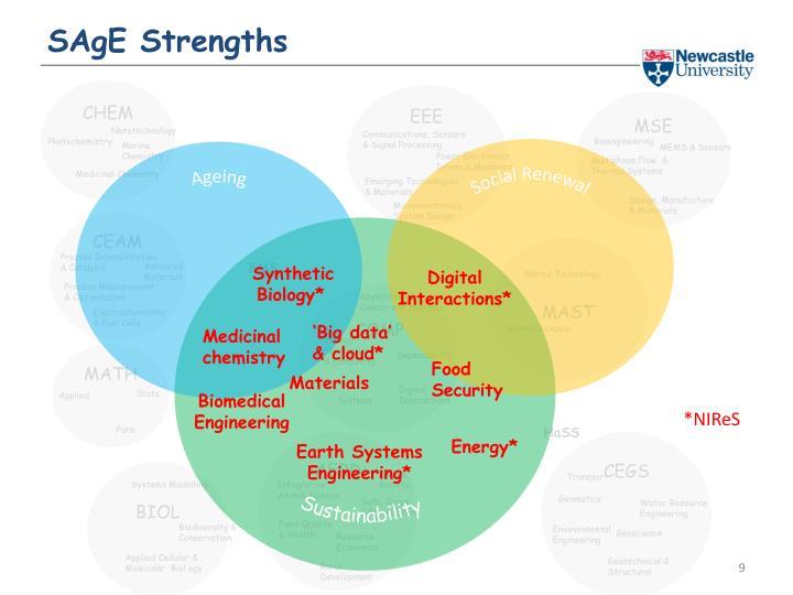 SAgE Strengths
