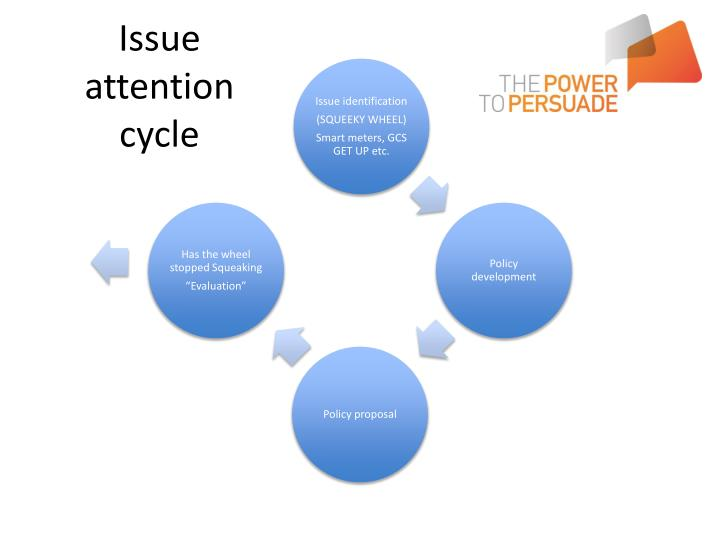 Issue attention cycle