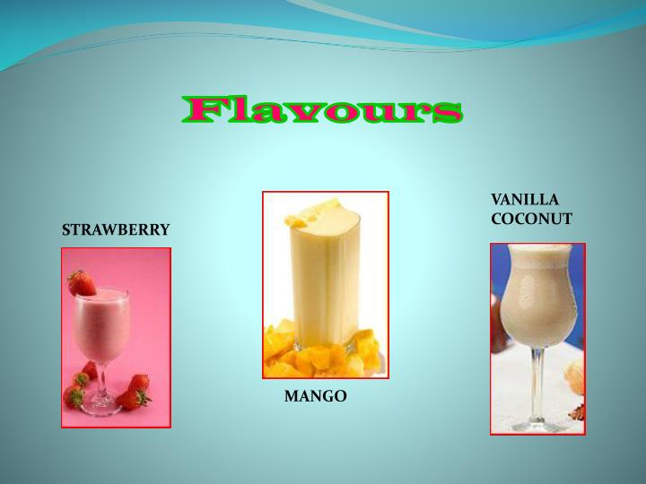 Flavours