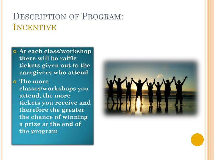 Description of Program: