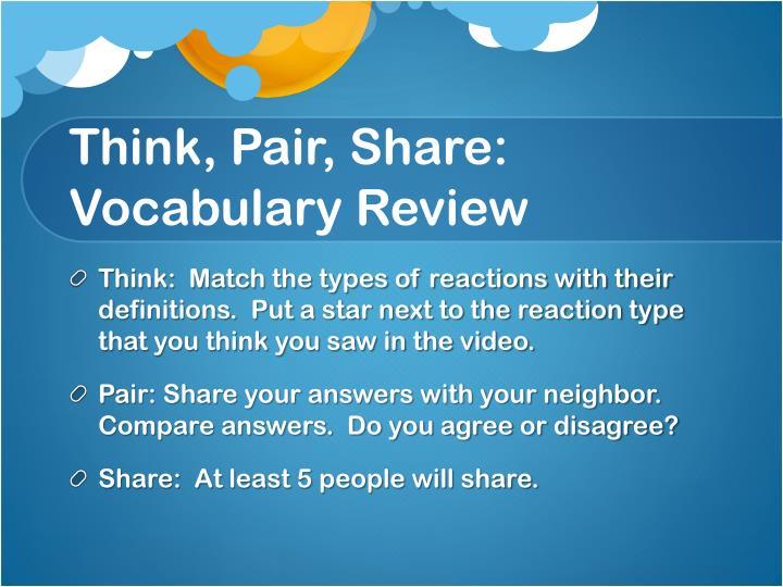 Think, Pair,