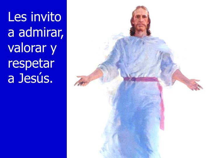 Les invito