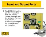 input and output ports3