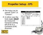 propeller setup eps