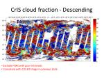 cris cloud fraction descending