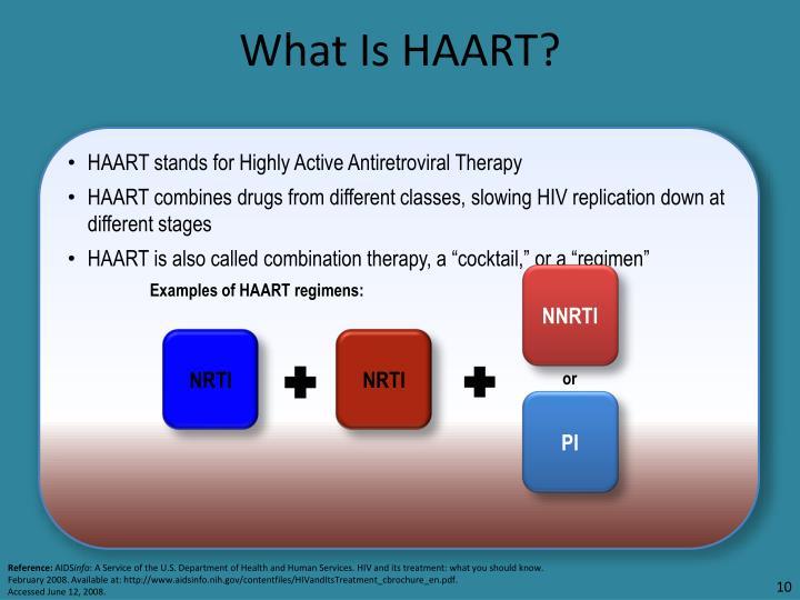 What Is HAART?