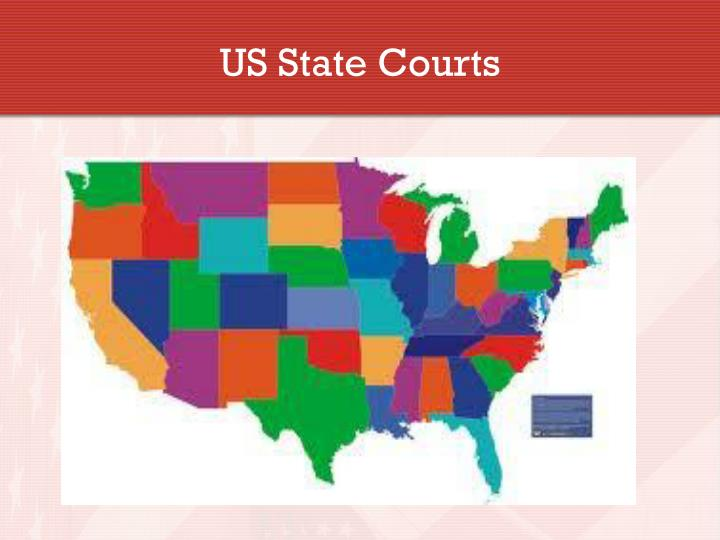 US State Courts