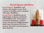 sacred spaces and places