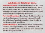 subdivisions teachings cont1