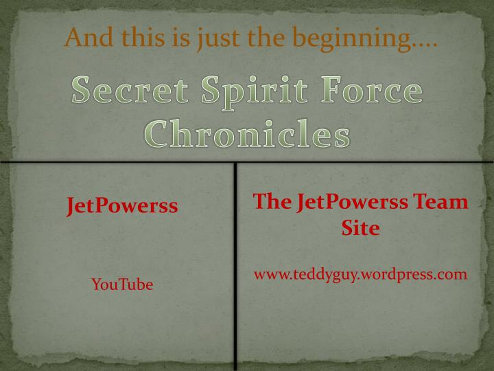 Secret Spirit Force