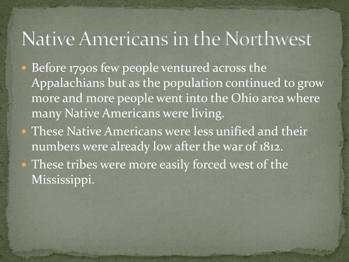 Native Americans in the Northwest