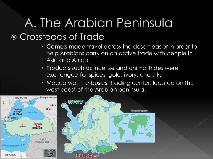 A the arabian peninsula1