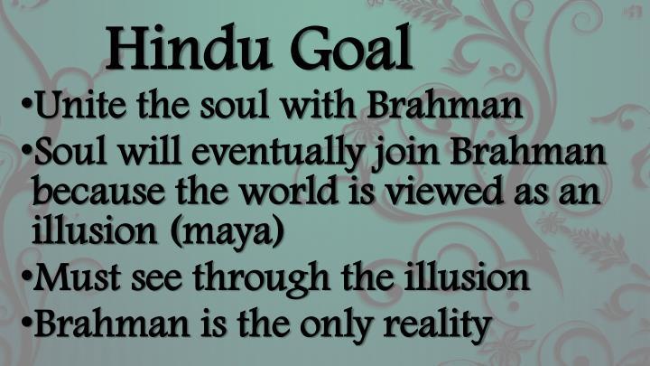 Hindu Goal