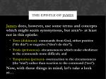 the epistle of j ames