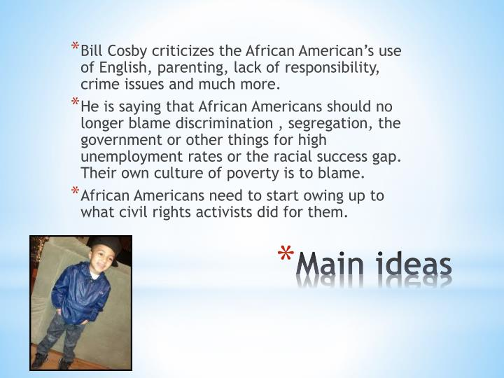 bill cosby pound cake speech example Is bill cosby right has 353 ratings and 34 reviews  and belittle a speech bill  cosby gave at an awards dinner sponsored by the naacp, the naacp legal.