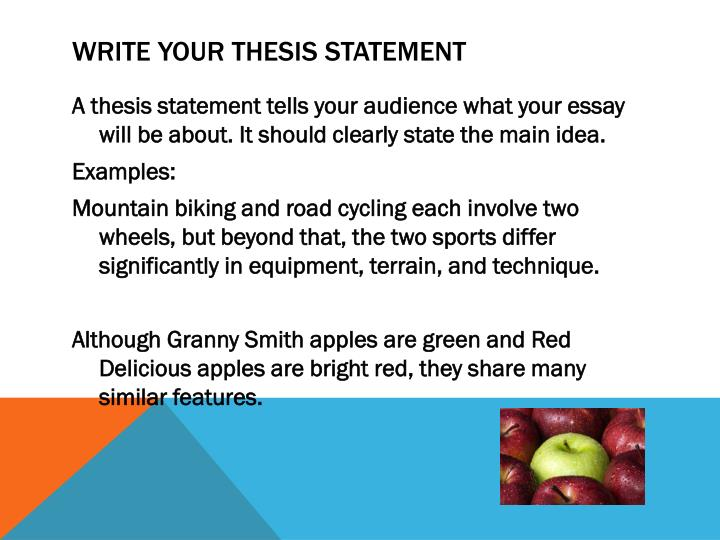formulate your thesis statement Formulate a thesis formulate a thesis your dissertation or thesis is a scholarly publication reflecting the results of your research and academic pursuits at the.