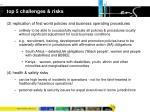 top 5 challenges risks1