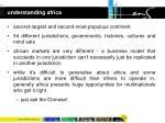 understanding africa