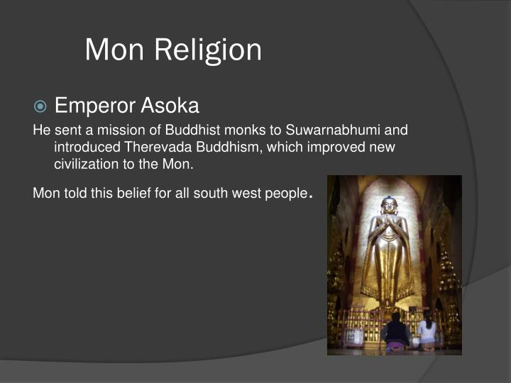 Mon Religion