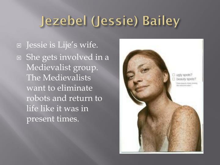 Jezebel (Jessie) Bailey