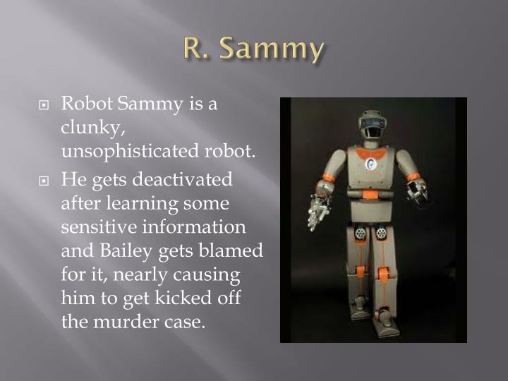 R. Sammy
