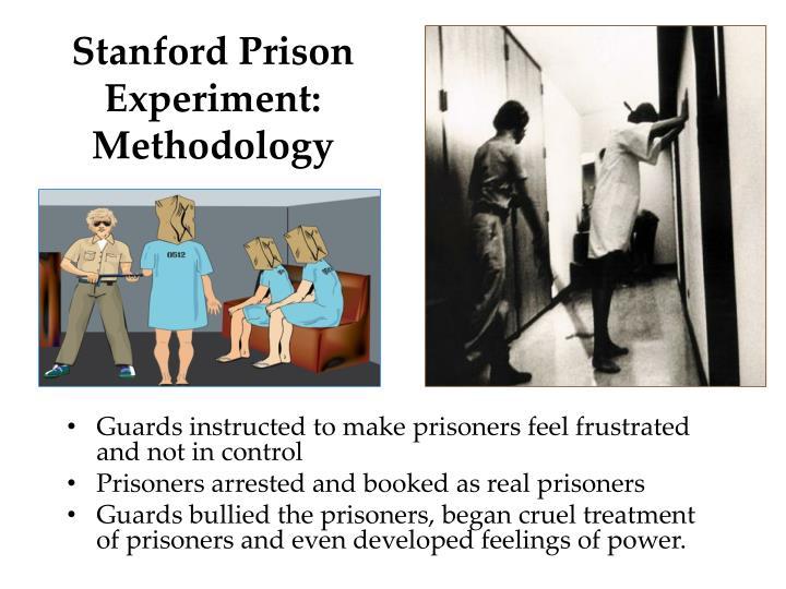 Stanford Prison Experiment: Methodology