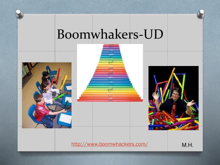 Boomwhakers-UD