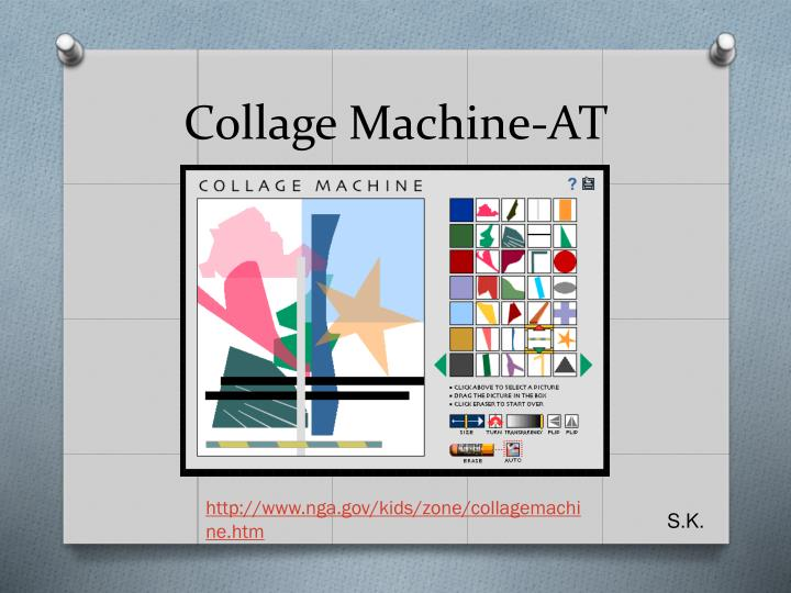 Collage Machine-AT