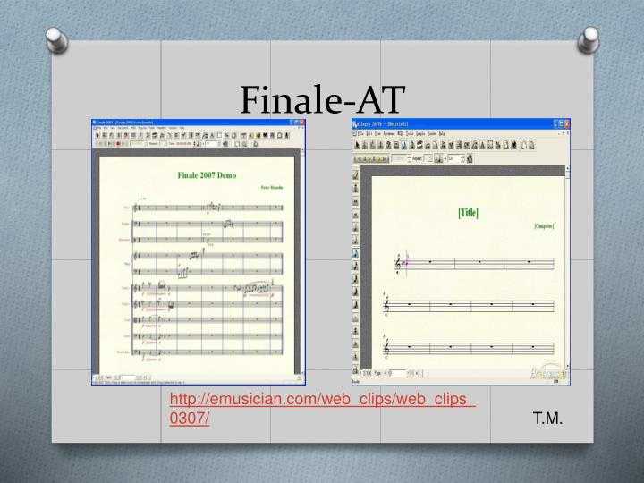Finale-AT