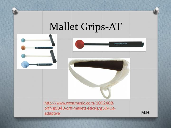 Mallet Grips-AT