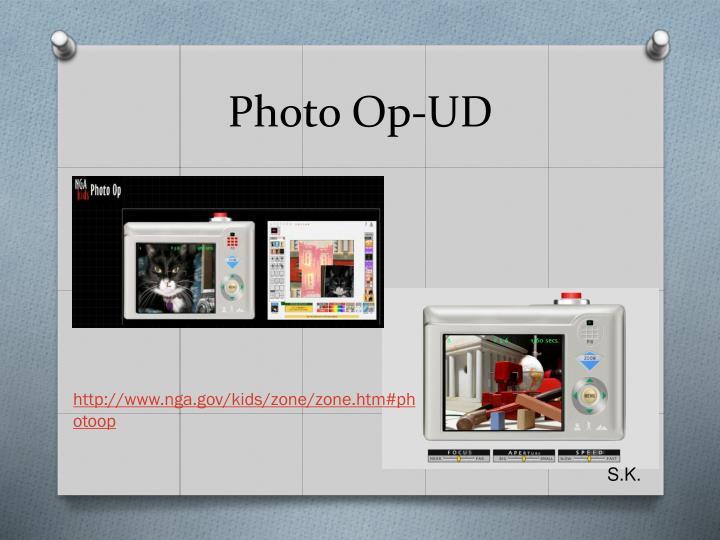 Photo Op-UD