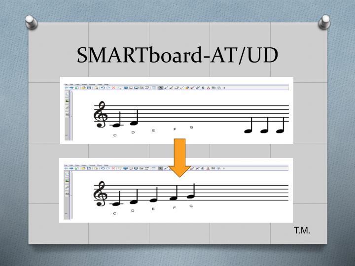 SMARTboard-AT/UD