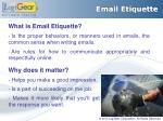 email etiquette1
