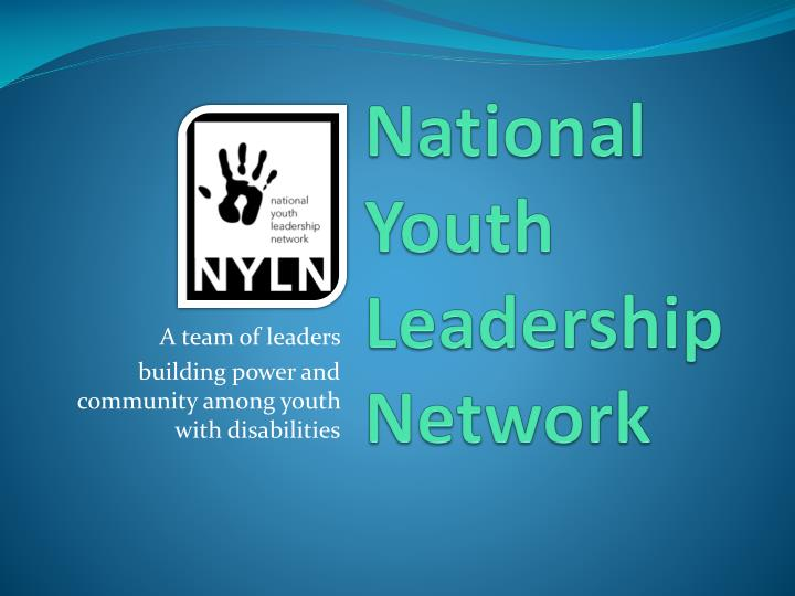 National youth leadership network