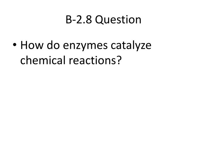 B-2.8 Question