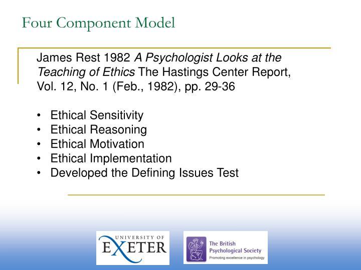 Four Component Model
