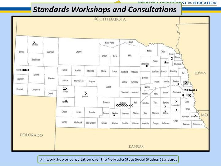 Standards Workshops and Consultations