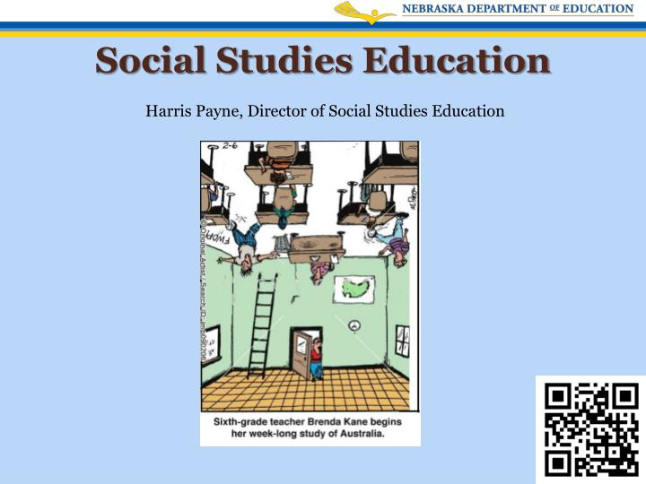 Social Studies Education
