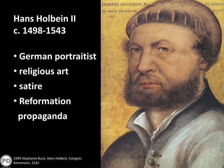 Hans Holbein II