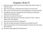 chapters 26 27