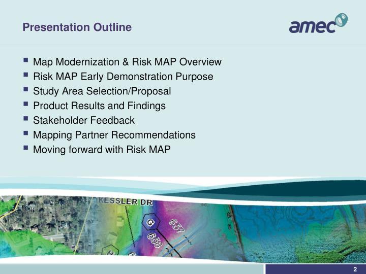 Map Modernization & Risk MAP Overview