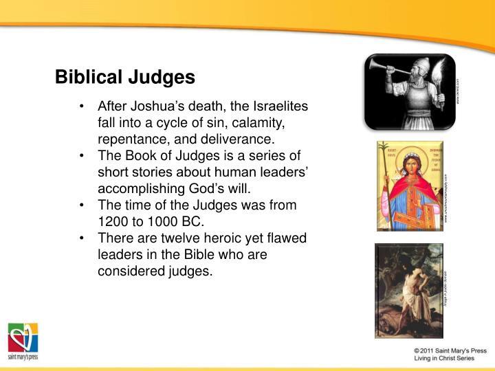 Biblical Judges