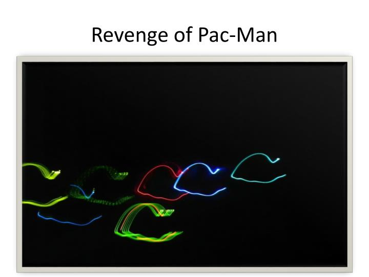 Revenge of Pac-Man