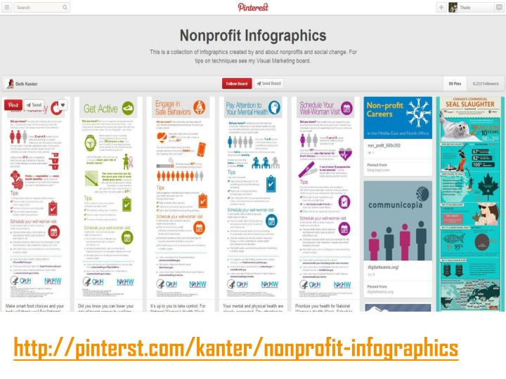 http://pinterst.com/kanter/nonprofit-infographics